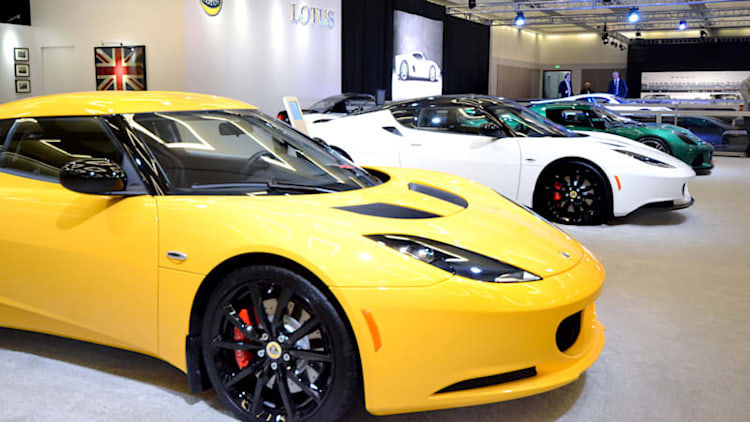 What has Lotus got in store for us in Geneva?