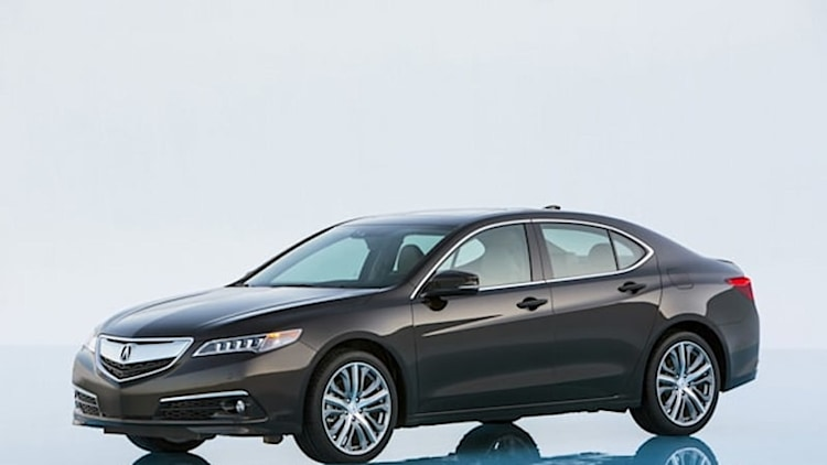 Acura TLX sales stopped over rollaway fears