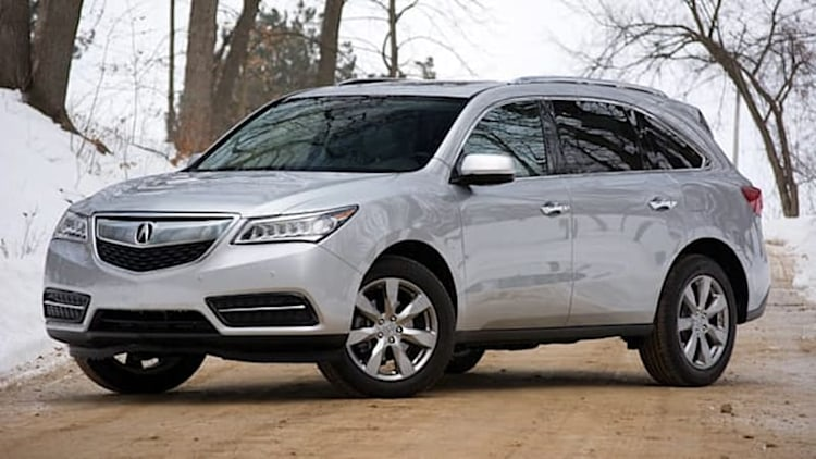 Acura claims MDX is best-selling luxury 3-row ever