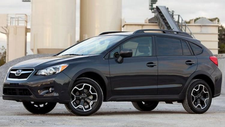 Subaru nixes plans for US-built XV Crosstrek