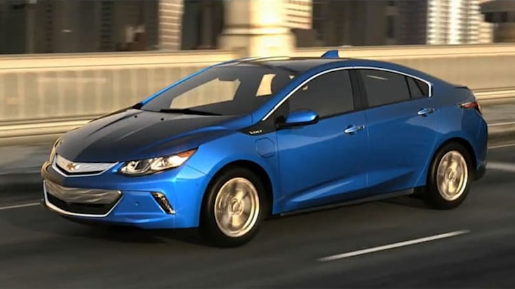 First 2016 Chevy Volt commercial rocks us to sleep