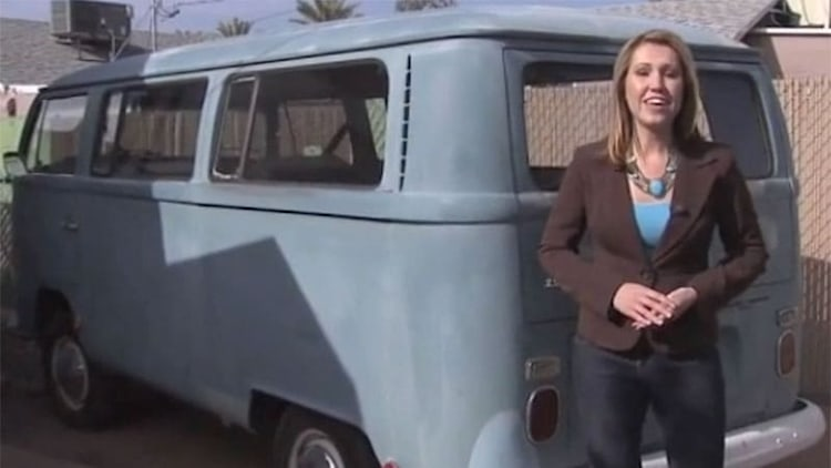 VW clubs pay it forward to fix elderly woman's vandalized '69 Bus