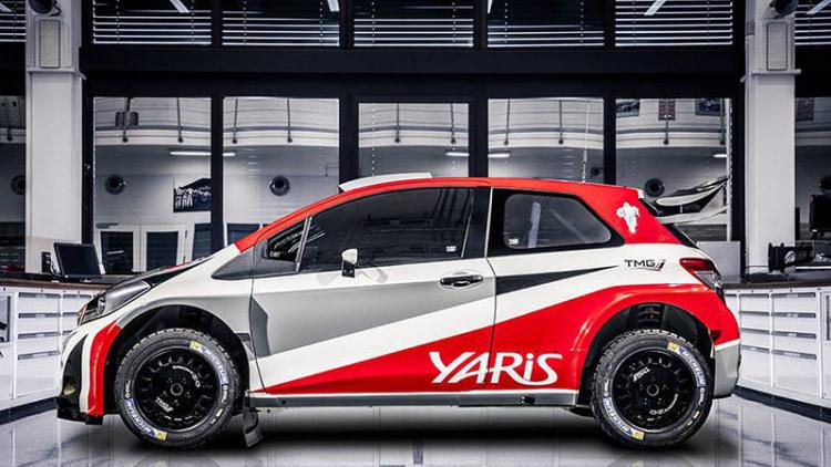 Akio Toyoda pledges return to WRC in 2017 with a Yaris
