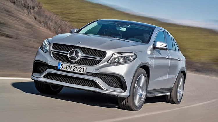 Mercedes GLE to debut in NY, will get plug-in variant