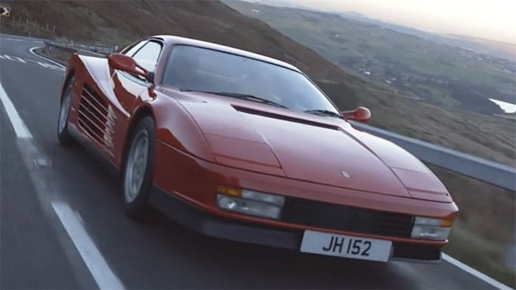 Drive covers the ups and downs of the Ferrari Testarossa