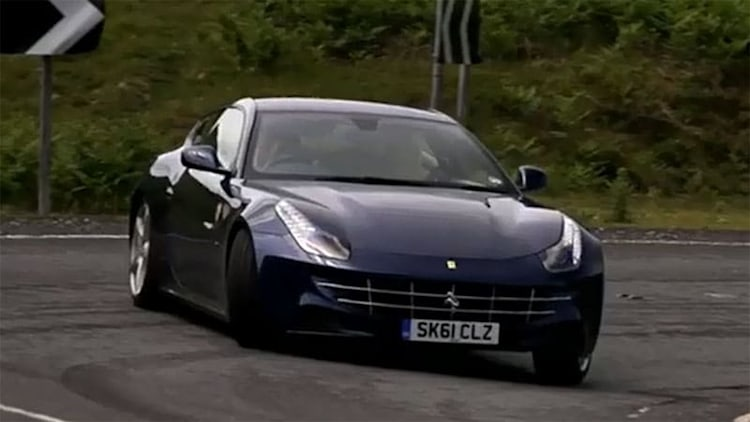 Chris Harris reviews his personal, two-year-old Ferrari FF [w/video]