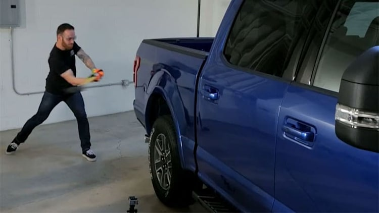 Why Edmunds took a sledgehammer to its 2015 Ford F-150