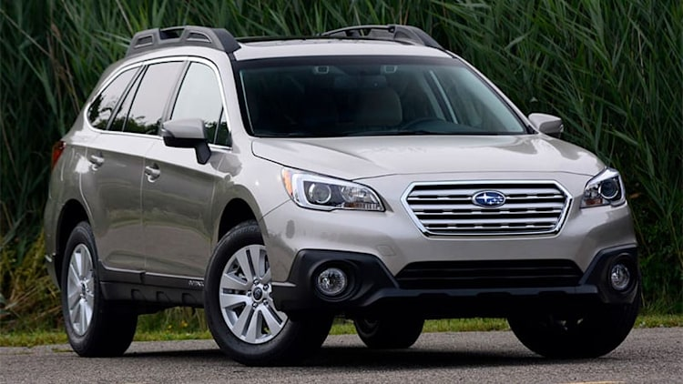 Subaru hits 500,000 sales in the US in 2014, a record for the brand