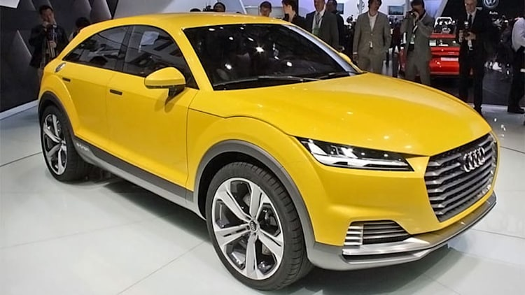 Audi, Fiat squabbling over numbers and letters