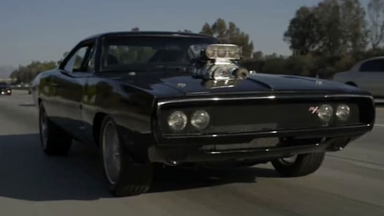Aficionauto drives Vin Diesel's fast and furious 1970 Dodge Charger