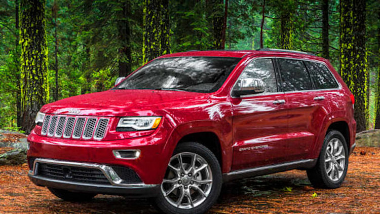 Jeep Grand Cherokee, Dodge Durango to lose color options temporarily