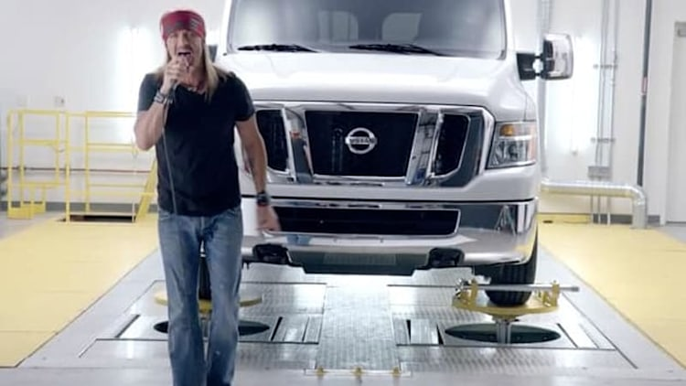 Bret Michaels Poisons Nissan's commercial trucking ops