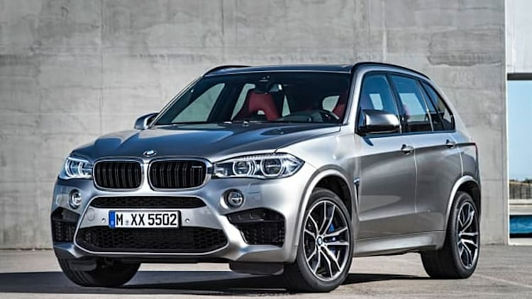 BMW unveils 2016 X5 M and X6 M super CUVs