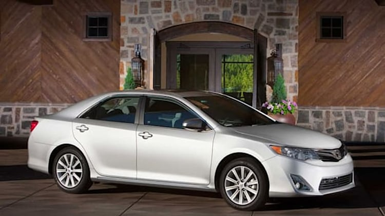 Toyota recalling select 2014 Camry and Avalon models