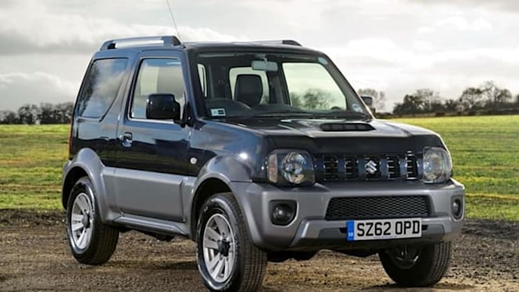 Suzuki's next Jimny won't veer too far from The Way Of The Samurai