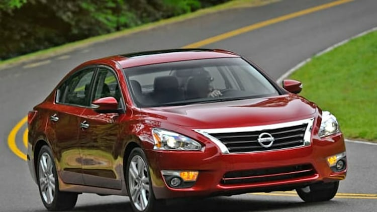 Nissan recalls over 220k Altima sedans over hoods that could fly open