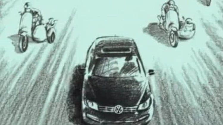 VW redoes A-ha's 'Take On Me' music video