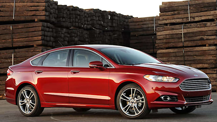 Ford recalling 65k Fusions from 2014 and 2015 because key can be removed