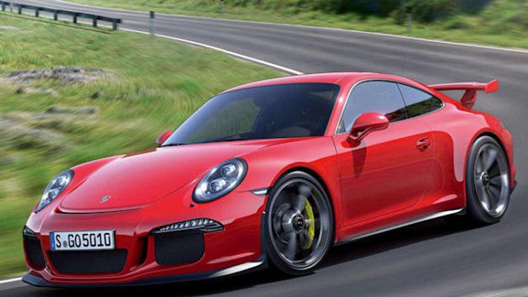 Porsche 911 GT3 RS facing delay over GT3 fire problems?