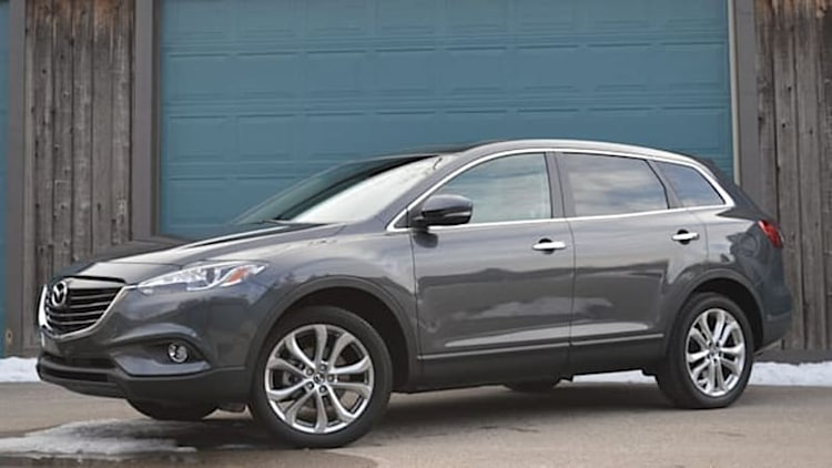 Next Mazda CX-9 to launch by 2016, could get turbo-four