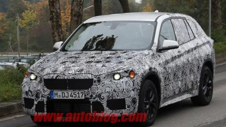 Next BMW X1 moving to smaller, lighter FWD-biased platform