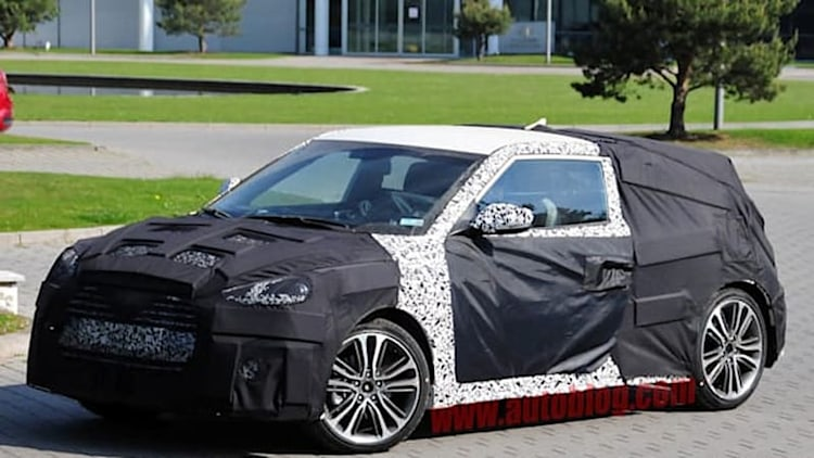 Facelifted Hyundai Veloster to get new 7-speed DCT, Flex Steer
