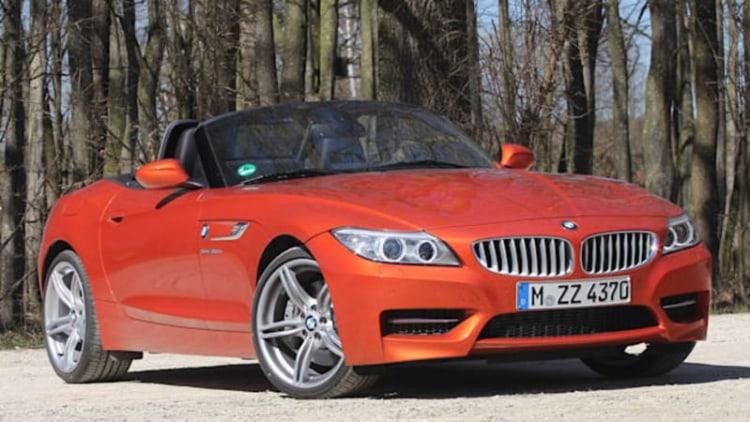 BMW says SUVs killed the sports car market
