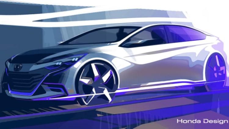 Honda readying Veloster-rivaling concept for Beijing?