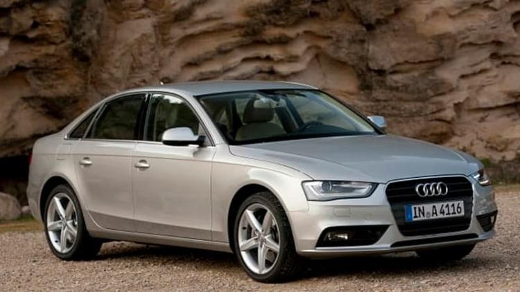 Audi readies sales of new fuel-efficient A4, A5 and A6 models