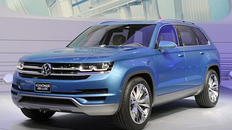 VW could triple current SUV lineup, key CUV may be delayed