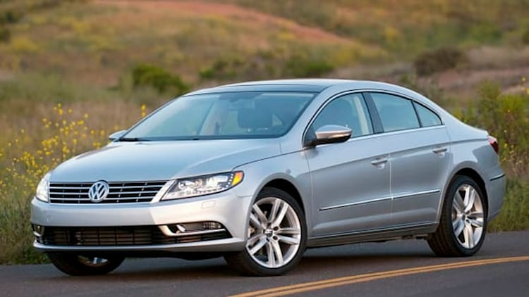 Next VW CC could get A7-like fastback bodystyle