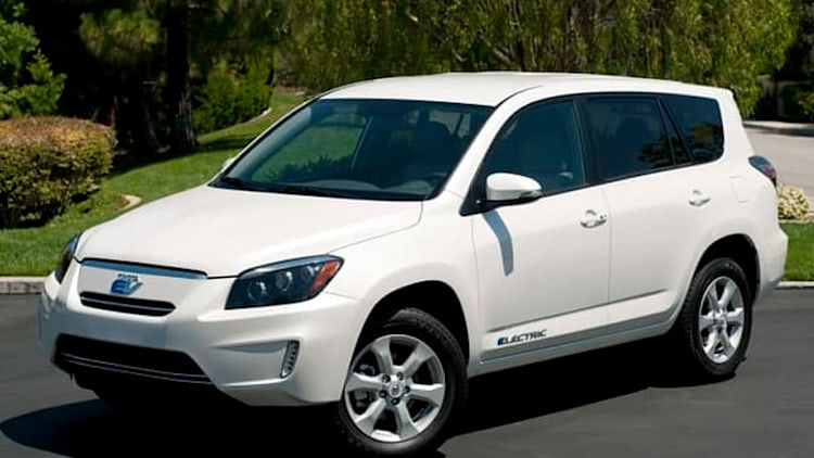 Tesla pulling plug on Toyota RAV4 EV battery deal
