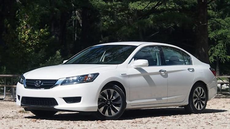 Honda Accord Hybrid sales capacity constrained
