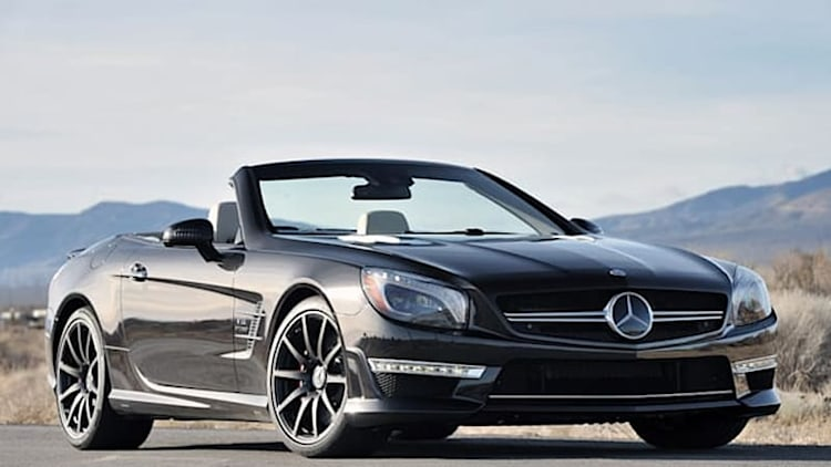 Mercedes recalls 2013 SL models over airbag fault