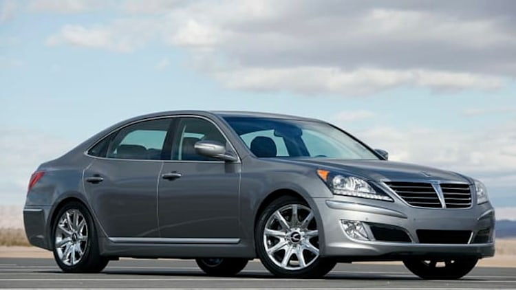 Hyundai ranks highest in Total Value Awards with Equus leading all cars