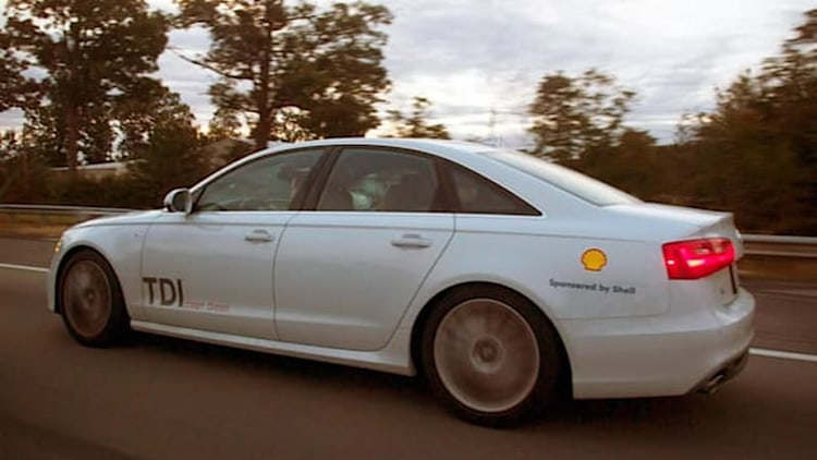 Driving Audi's TDI wonder from LA to NY in search of the recordbooks [w/videos]