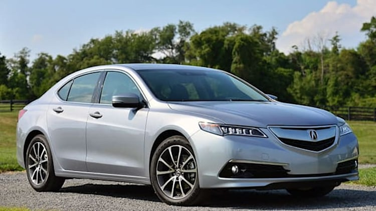 Acura TLX's early sales results look promising