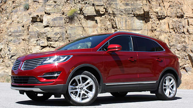 Is Lincoln MKC cutting into Cadillac SRX sales?
