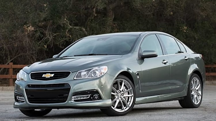 Chevy SS successor and RHD Camaro plans axed?
