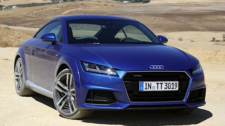 2016 Audi TT [w/video]