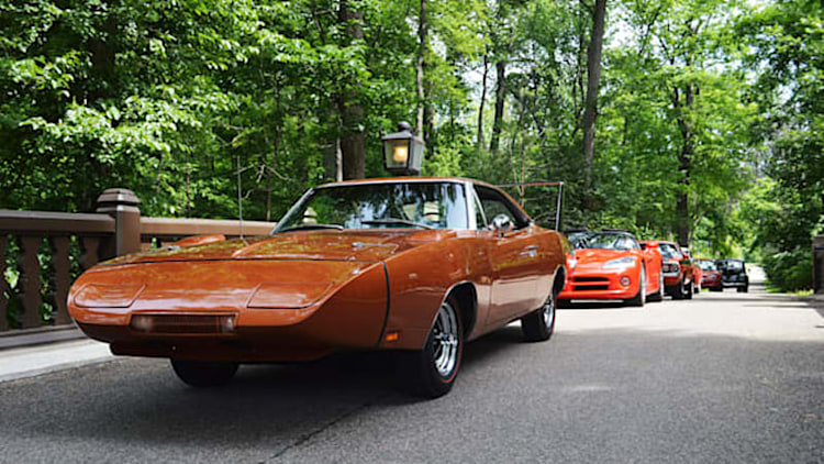 Dodge lets us drive 100-years' worth of history [w/videos]