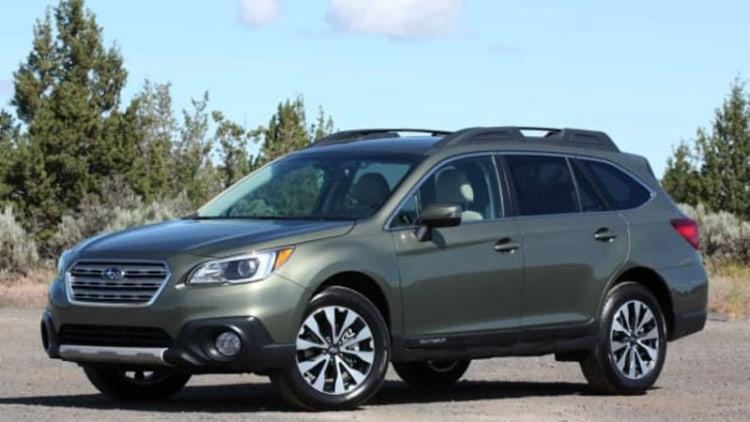 Subaru ups US sales projections to 500k units