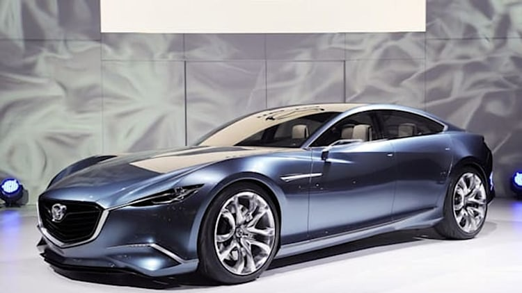 Mazda6 Coupe coming along with more Mazdaspeed models?