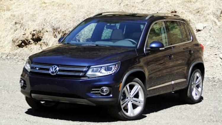 VW Tiguan to get three-row version?