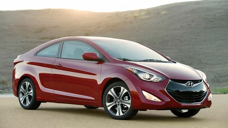 Hyundai discontinuing Elantra Coupe in US for 2015 [UPDATE]