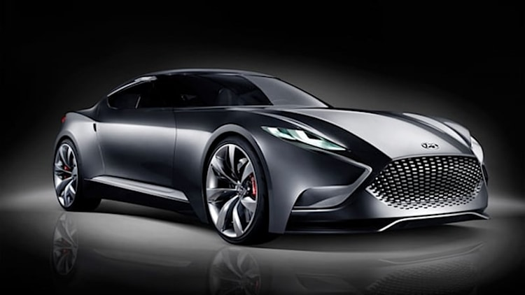 Hyundai Genesis Coupe to get bigger, lux up?