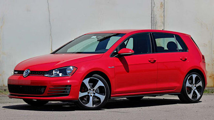 VW Golf and GTI earn Top Safety Pick+ ratings [w/video]