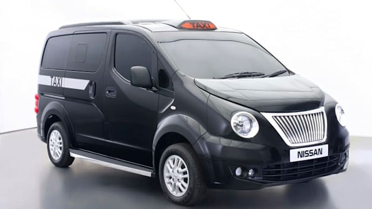 Nissan's London Black Cab postponed because it can't meet emissions targets