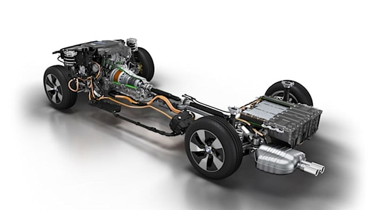 BMW planning plug-in hybrid versions of core models