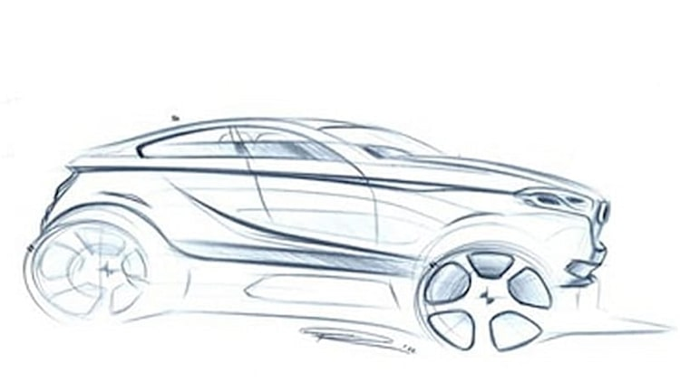 BMW X2 in the works?